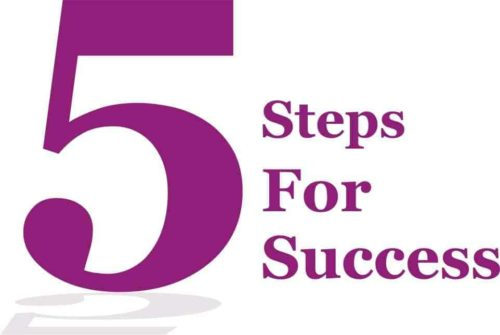 5 Steps for Newbies to Make Money Online