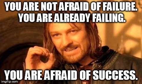 7 Reasons People Fail at Internet Marketing