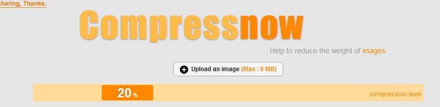 Compress Now Website