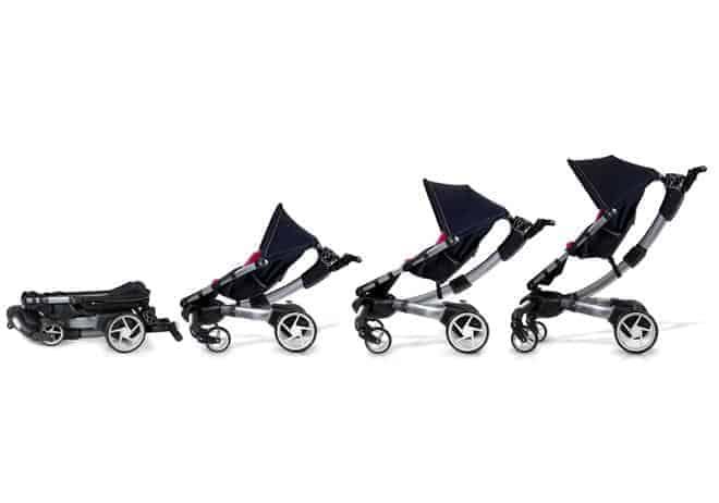 High Tech Baby Stroller
