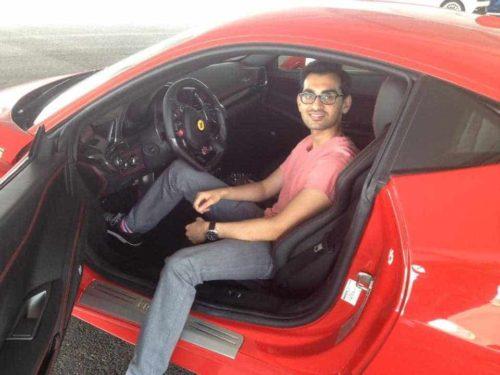 How a Ferrari Made Neil Patel a Million Bucks