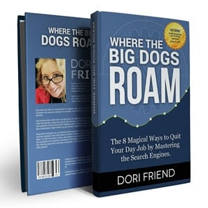 Where the Big Dogs Roam, by Dori Friend - PDF & Kindle