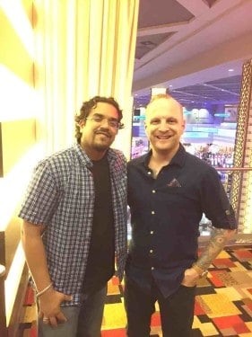 Jeff Lenney & Anik Singal
