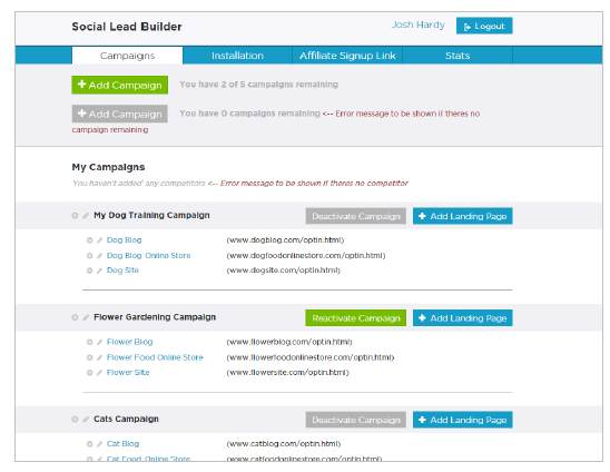Niche Profit Full Control Social Leads Builder Software