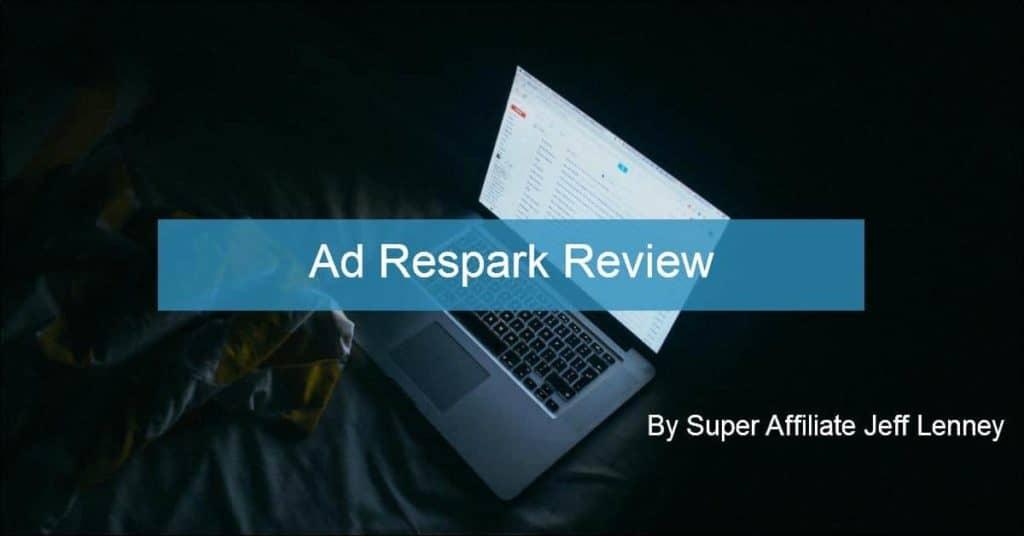 Ad Respark Review & Bonus