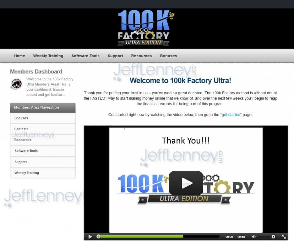 100k Factory Ultra Edition Review