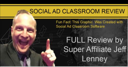 Social Ad Classroom Review