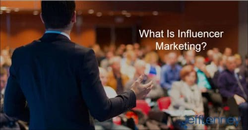 What Is Influencer Marketing?