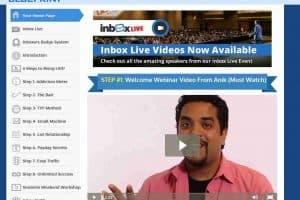 Inbox Blueprint Review & Members Area