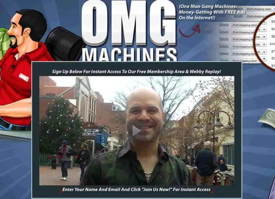 My OMG Machines Review
