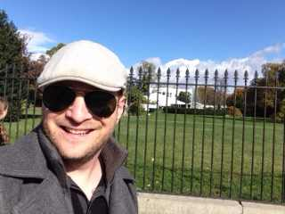 Jeff Lenney in Washington DC