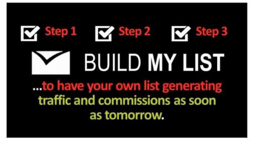 Build my List Review - Jimmy Kim