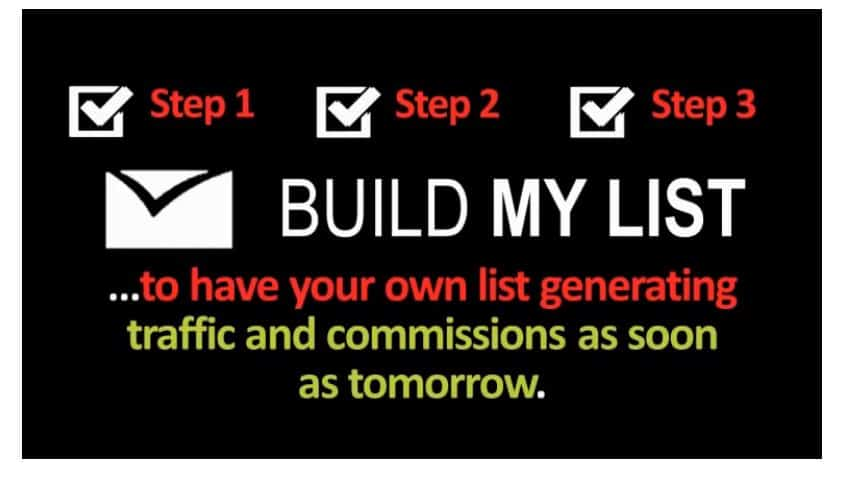 Build my List 2.0 Review - Jimmy Kim