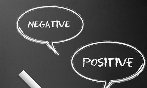 Negative Thinking = Negative Results
