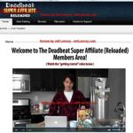 Deadbeat Super Affiliate (Reloaded) Review