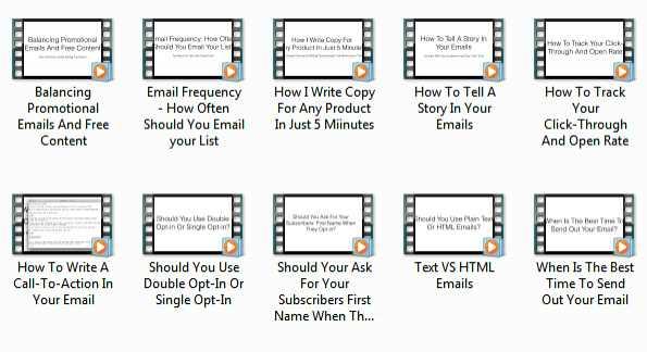 Inbox blueprint 20 review demo bonus 2018 email copy that sells videos malvernweather Images