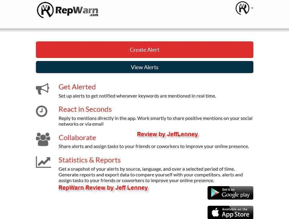 RepWarn Review and Bonus