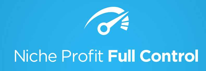 Niche Profit Full Control by Adam Short Full Package