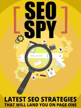 Zapable Bonus: SEO Spy eBook