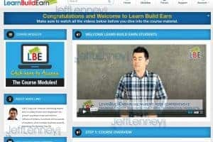 Learn Build Earn by Mark Ling