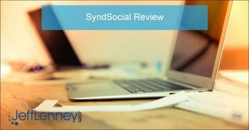 SyndSocial Review, Tour & Bonus