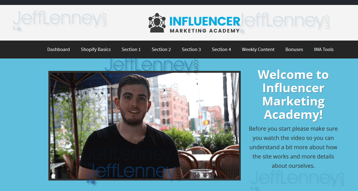 Influencer Marketing Academy Review