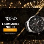 The Top 10 Niches For E-commerce Stores – Show Me The Money!