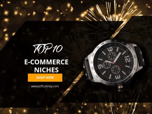 Top 10 Ecom Niches