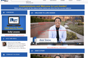 Lurn Insider Review by Anik Singal's Former Head Coach