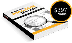 Amazon Ranking Recipe, SEO tips & tricks