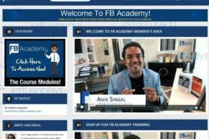 FB Academy Review & Demo