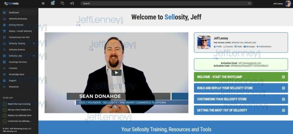 Sellosity Review and Demo
