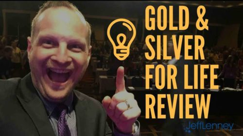 Gold and Silver for Life Review