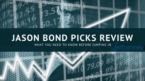 Jason Bond Picks Review
