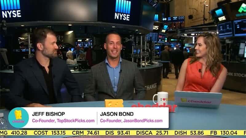 Jason Bond NYSE