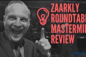 Zaarkly Elite Roundtable Mastermind Review