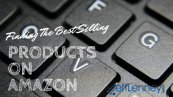 Finding the Best Selling Products on Amazon
