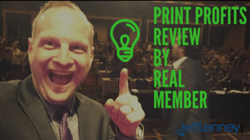 Print Profits Review