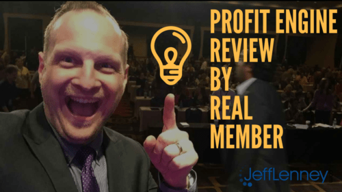 Profit Engine Review by Jeff Lenney