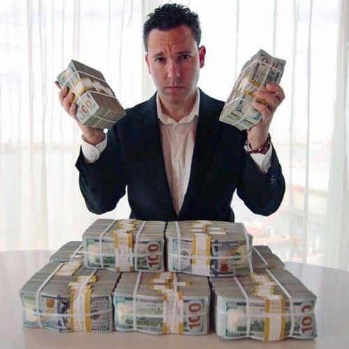 Tim Sykes, Penny Stock Trader
