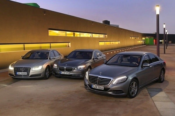 Top Luxury Cars Comparrison