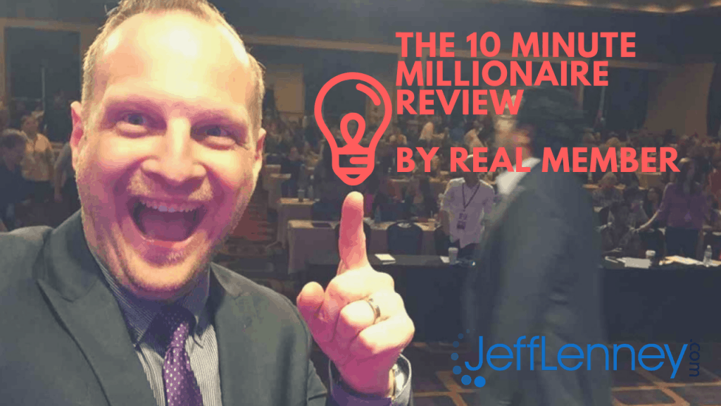 The 10 Minute Millionaire Review