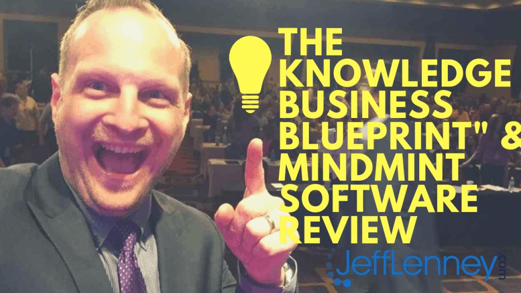 Knowledge Business Blueprint & Mindmint Software!