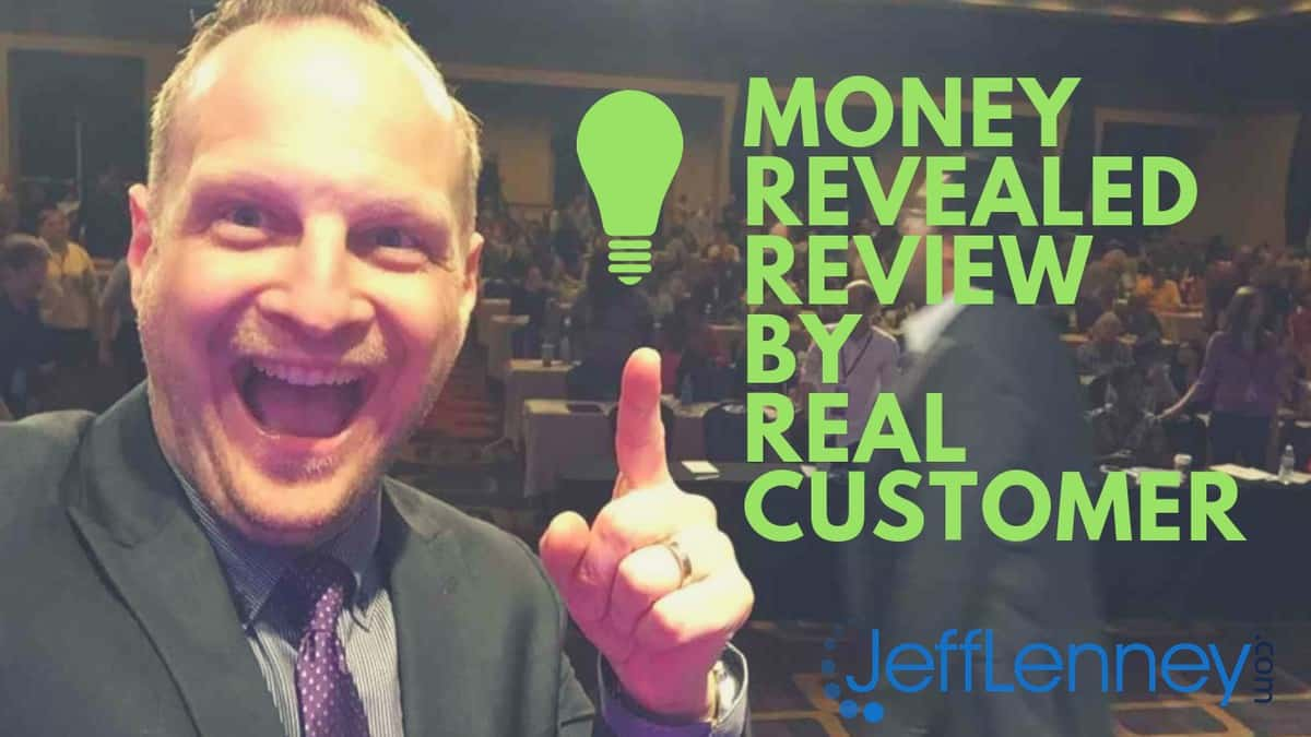 Money Revealed Review by Real customer