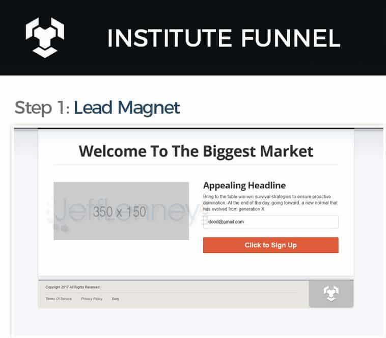 Clickfunnels Lead Magnet Funnel