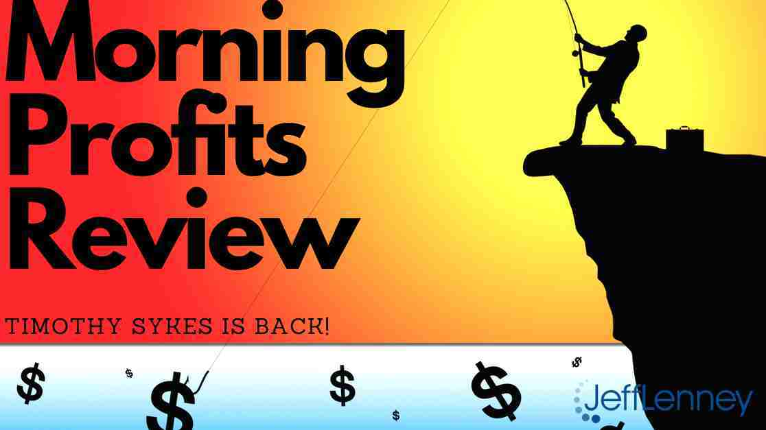 Timothy Sykes Morning Profits Review