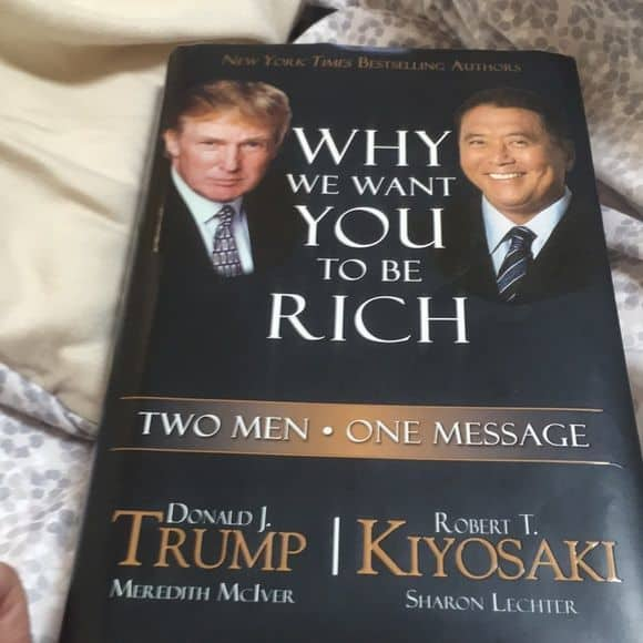 Why We Want You To Be Rich Book