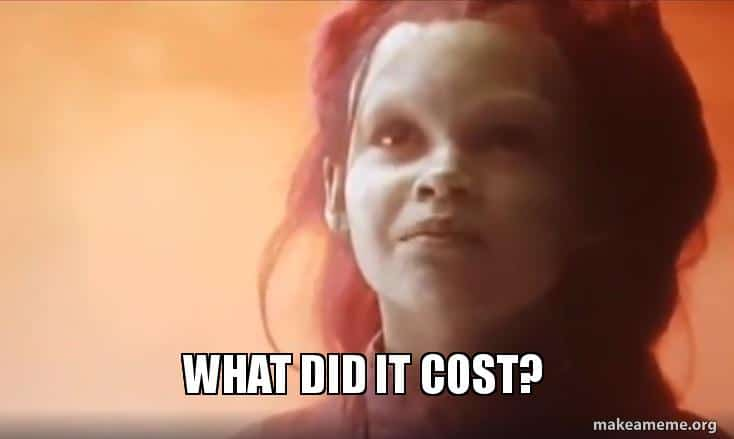 Kibo Code Cost