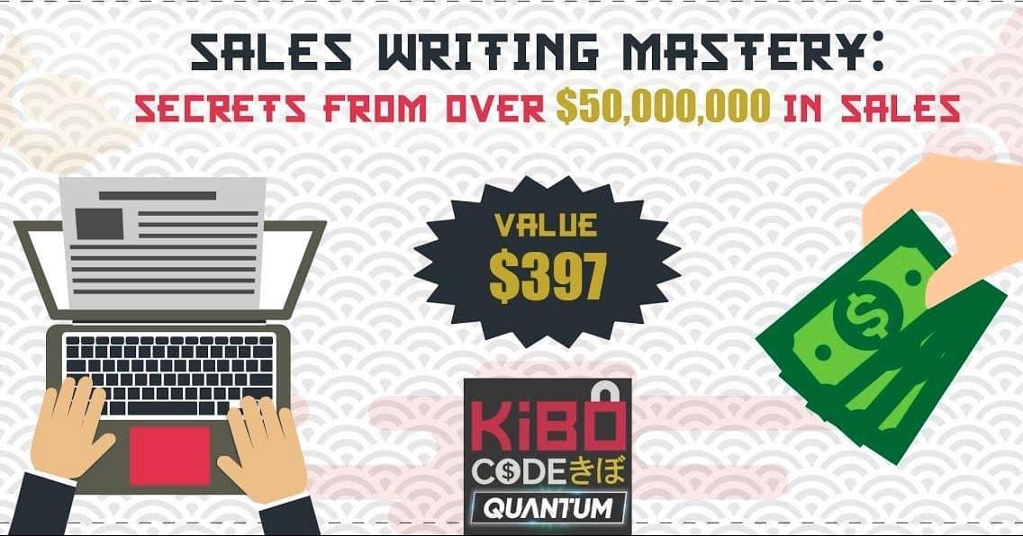 Sales Writing Masterclass