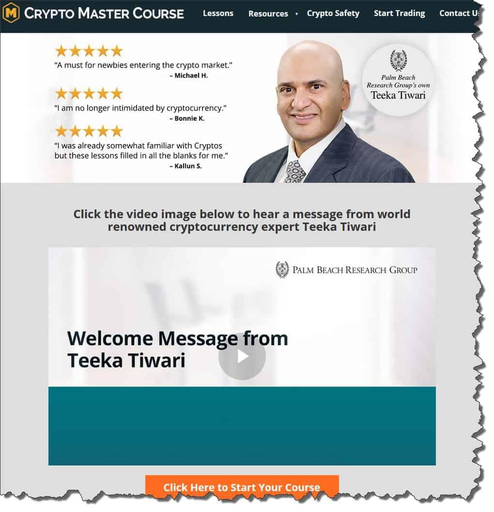 Crypto Master Course Training